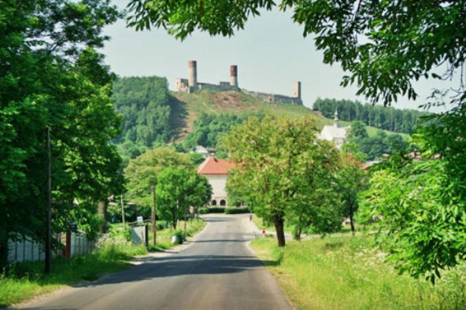 Zamek w Chęcinach odwiedziła stutysięczna turystka