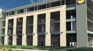 Nowy biurowiec w Krakowie
