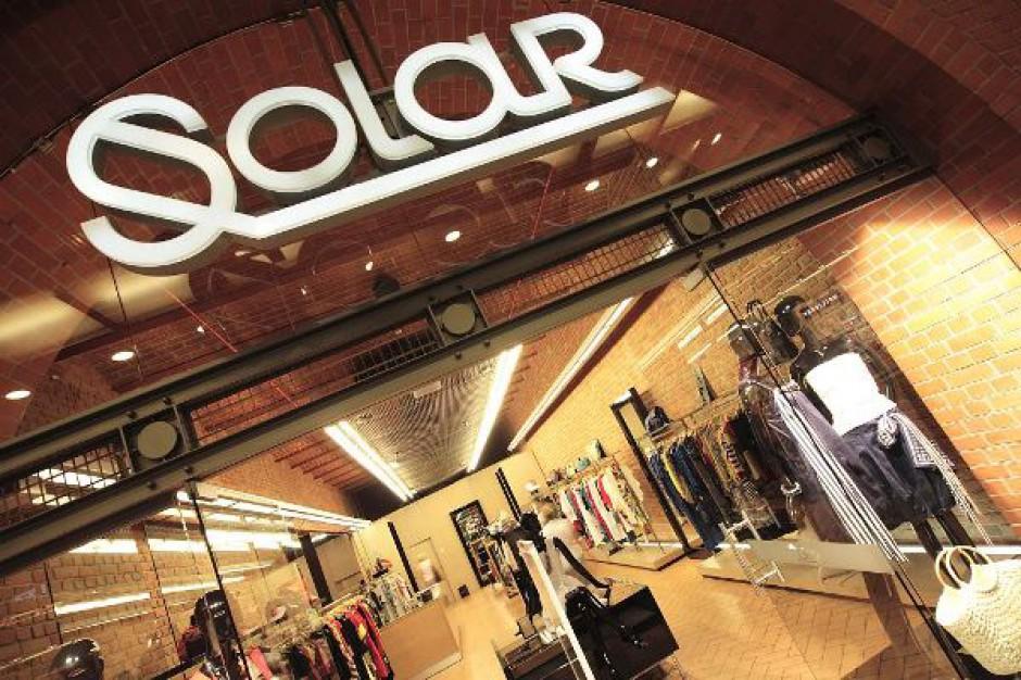 Przychody salonów Solar lekko w dół