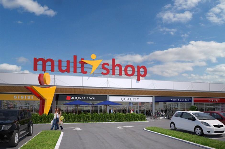 Multishop Sochaczew będzie większy