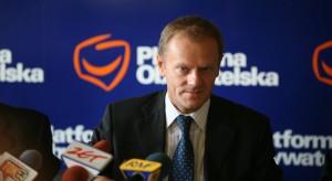 Tusk: trwają prace nad zmianami w prawie budowlanym