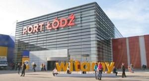Port Łódź z nowymi punktami usługowymi