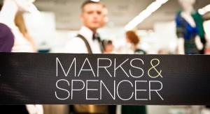 Marks & Spencer świetnie radzi sobie w sieci