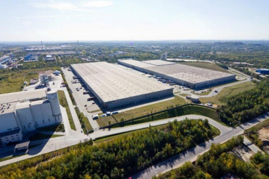 DHL powiększa powierzchnię najmu w Prologis Park Dąbrowa