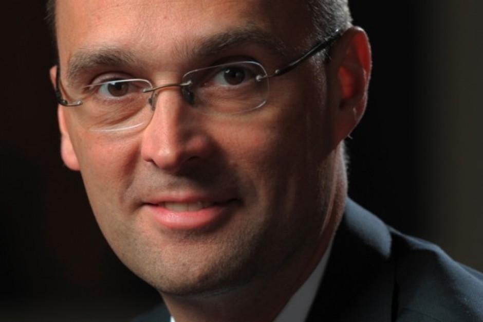 Nowy dyrektor hotelu InterContinental w Warszawie