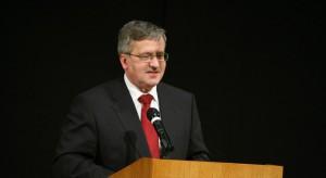 Bronisław Komorowski odwiedził uzdrowisko w Uniejowie