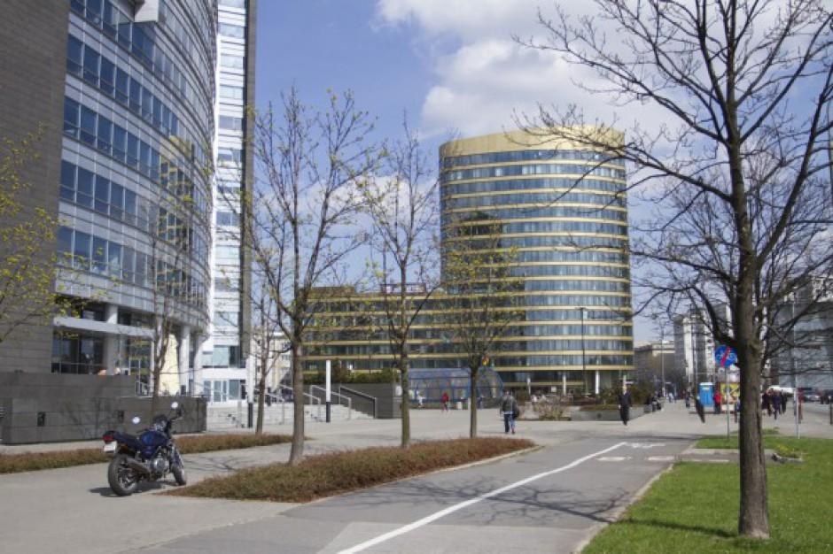 15-proc. wzrost popytu na powierzchnie biurowe w Warszawie