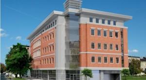 Nowa inwestycja biurowa wyrasta w centrum Wrocławia