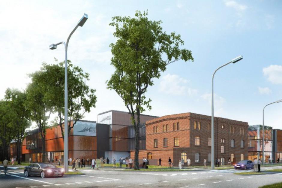 Za blisko 90 mln zł Mostostal Warszawa wybuduje galerię handlową