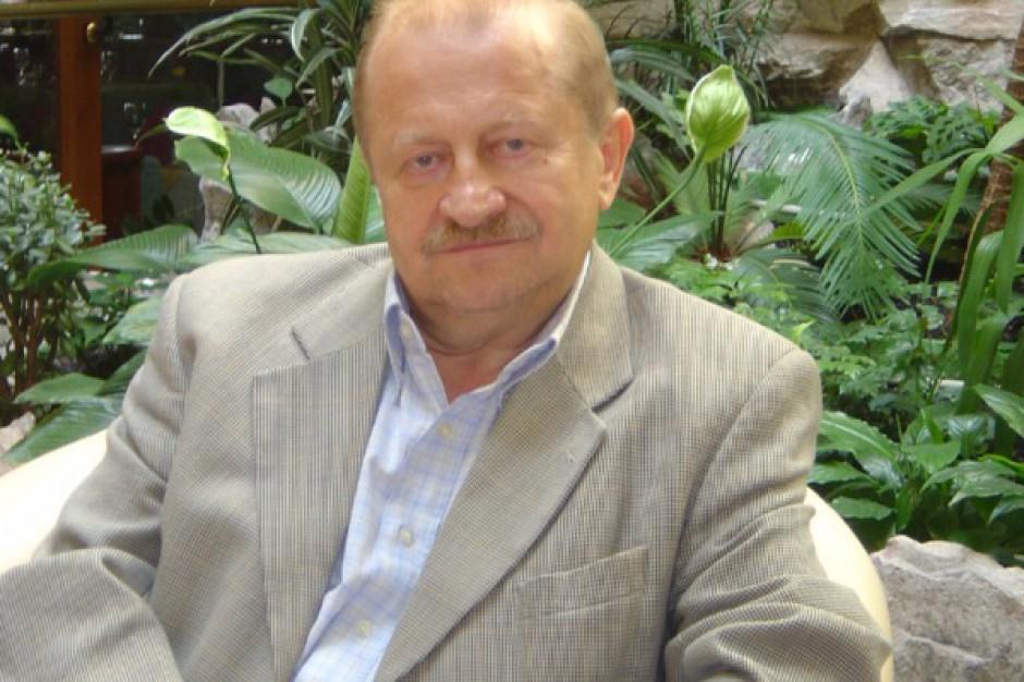 Tadeusz Gołębiewski: Muszę liczyć się z tym, że zostanę bankrutem