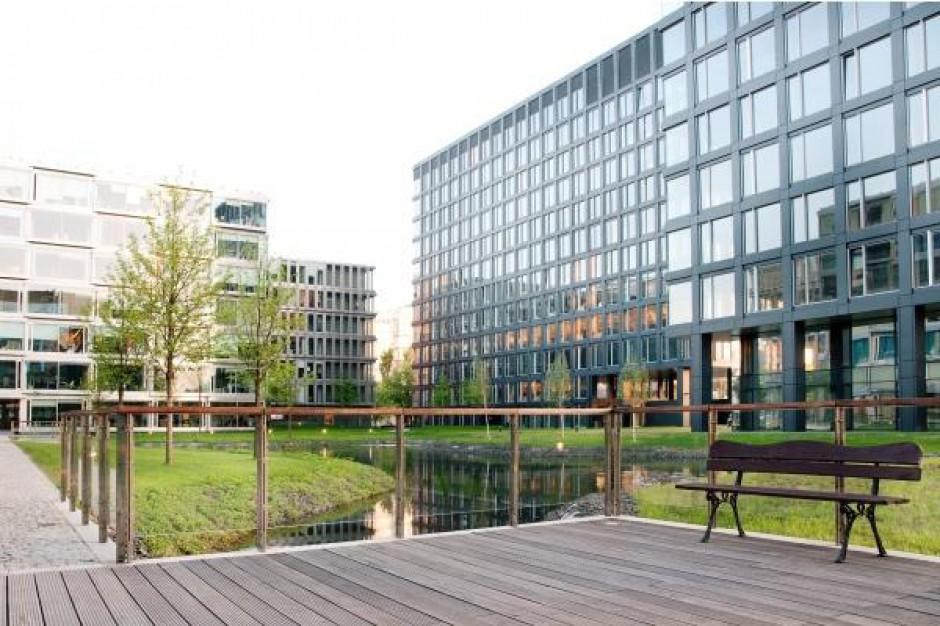 Platinium Business Park V z certyfikatem LEED Gold