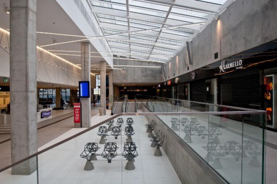 31 punktów handlowych na nowo otwartej hali dworca w Katowicach