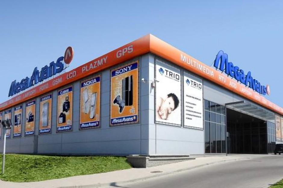 Avans rozpoczyna dynamiczną ekspansję sieci sprzedaży