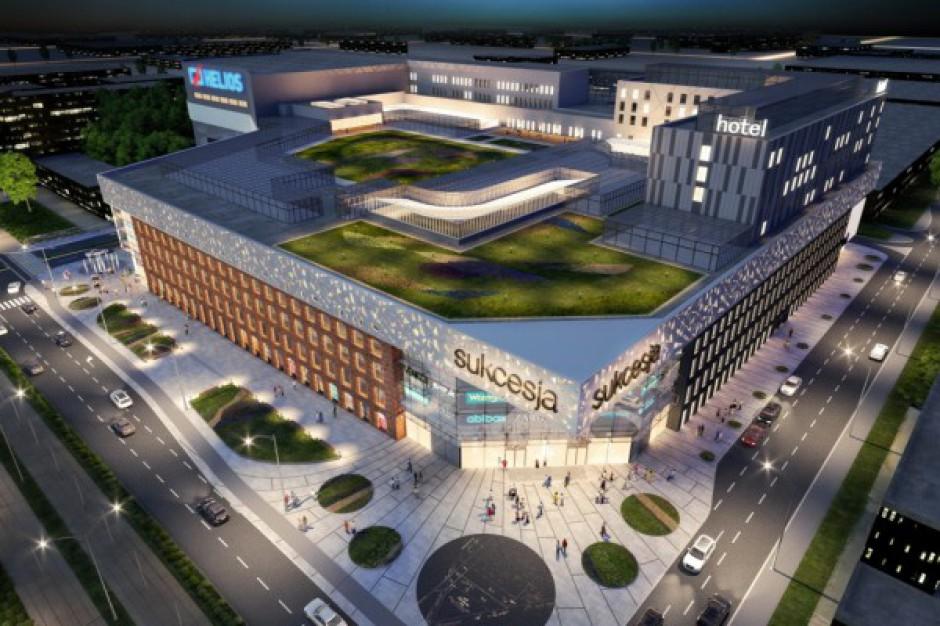Mirbud zainkasuje prawie 267 mln zł za budowę centrum handlowego w Łodzi