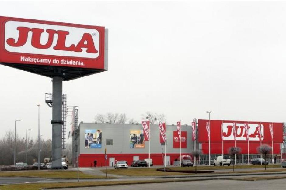 Siódmy sklep sieci Jula ruszy w połowie listopada. W planach kolejne