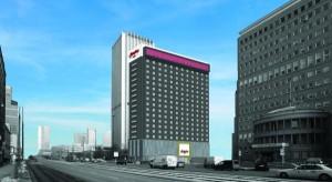 Jeden z największych hoteli Hampton by Hilton na świecie powstanie w Warszawie - wizualizacje