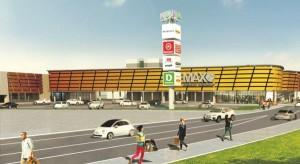 Kolejny etap rozbudowy CH Max zakończy się 27 listopada