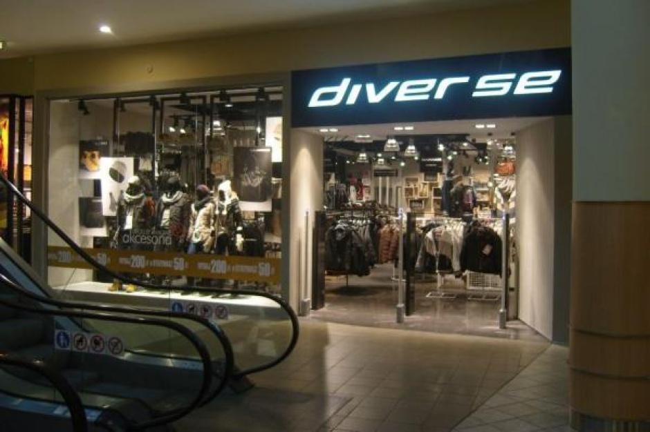 Cztery salony Diverse powstaną do końca roku