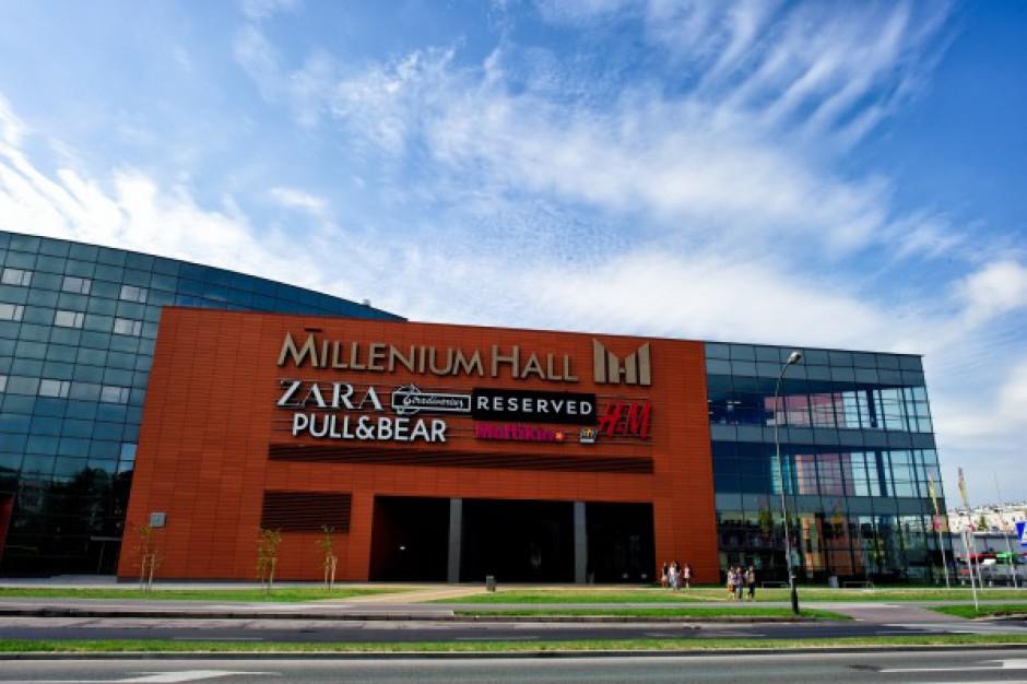 Millenium Hall nie traci klientów