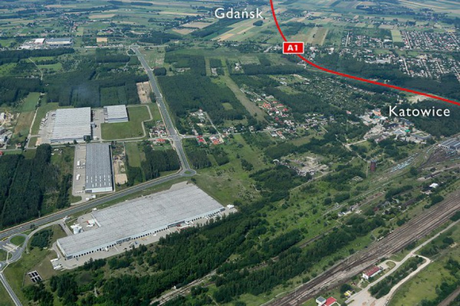 Kolejny etap budowy Panattoni Park Łódź East zakończony