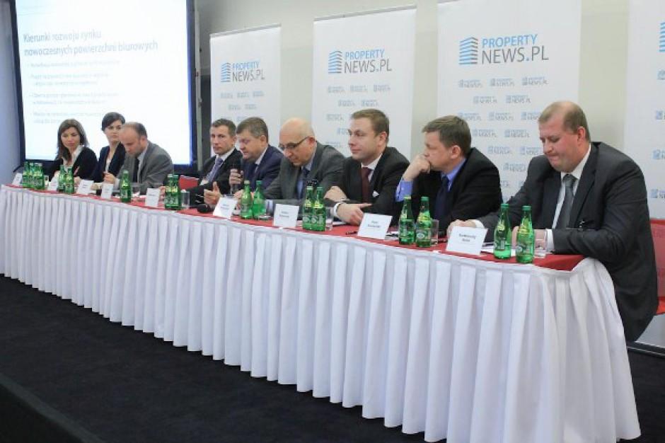 Sesja o centrach handlowych na Property Forum Katowice w obiektywie