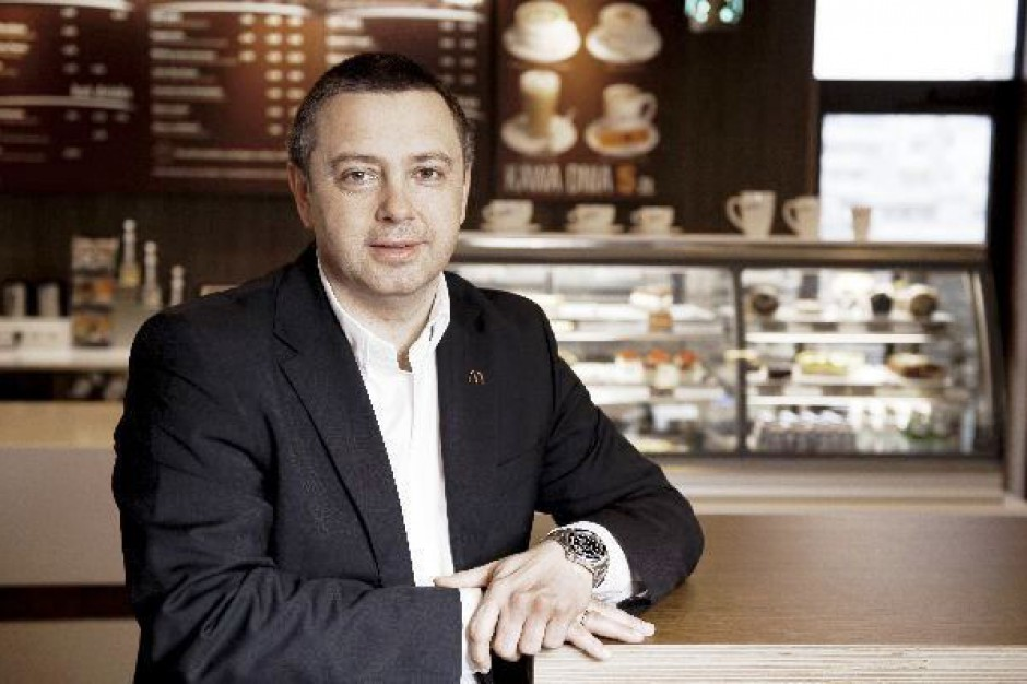 McDonalds w Polsce pod nowymi sterami