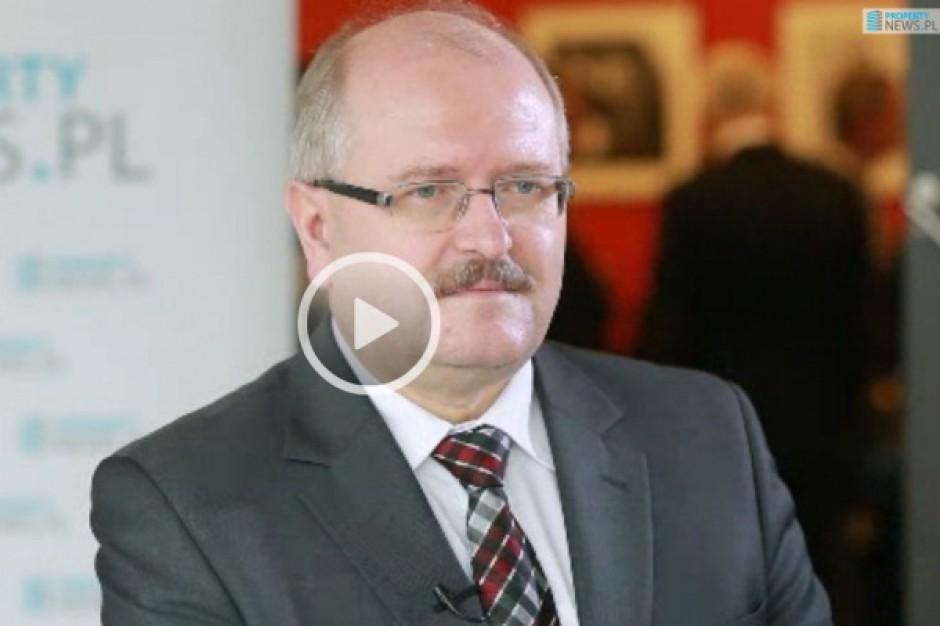 Piotr Uszok: Nowe inwestycje będą sprzyjały rozwojowi rynku nieruchomości