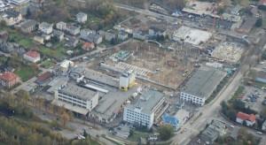 Koniec kolejnego etapu budowy Starej Kablowni
