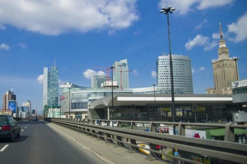 Wieżowce psują panoramę Warszawy?