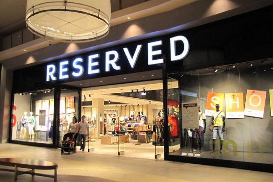 Sprzedaż salonów LPP idzie w górę