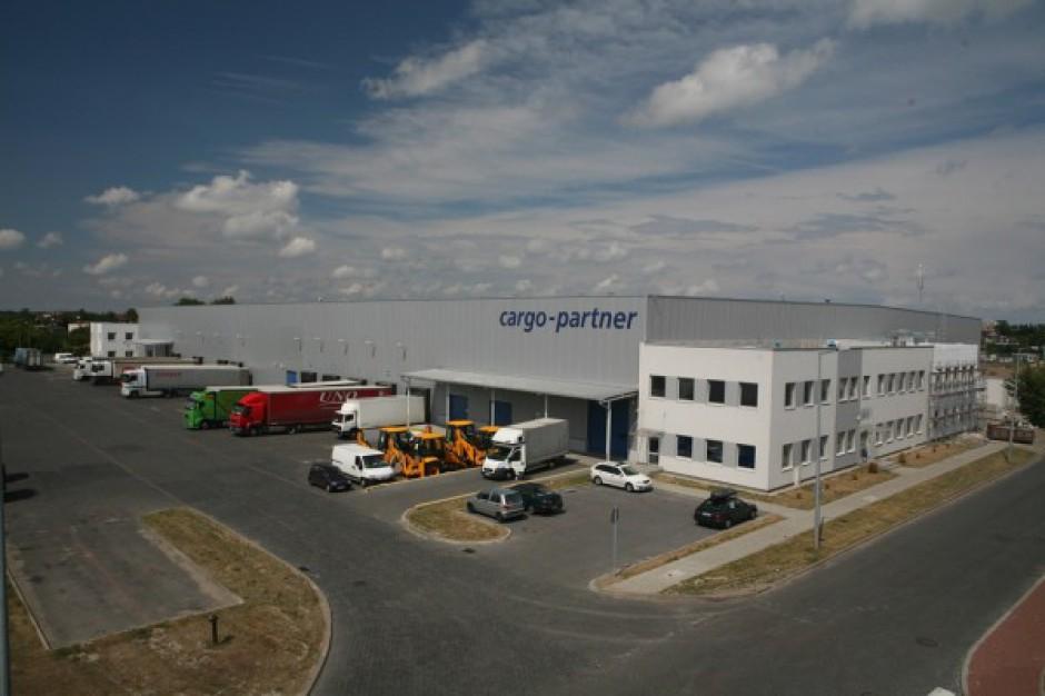 Cargo-Partner przedłuża najem w MLP Pruszków I