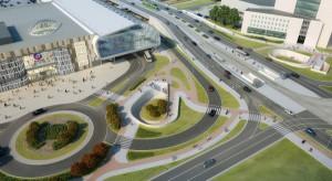 TriGranit przedstawił plan przebudowy układu komunikacyjnego w Poznaniu - zobacz wizualizacje