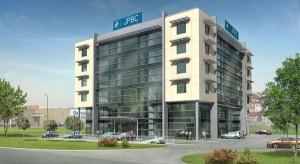 Biurowiec JPBC Business Center powstaje w Lublinie