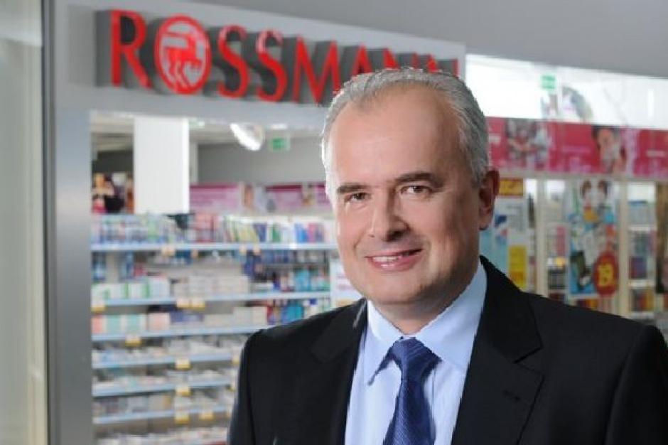 Rossmann przyśpiesza. Za dwa lata chce mieć już 1000 sklepów
