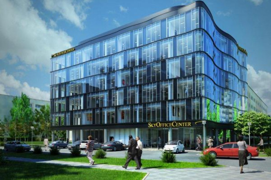 Vertigo Property Group komercjalizuje Sky Office Center