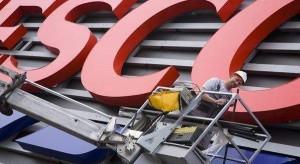 Tesco zanotowało duży spadek sprzedaży w Polsce