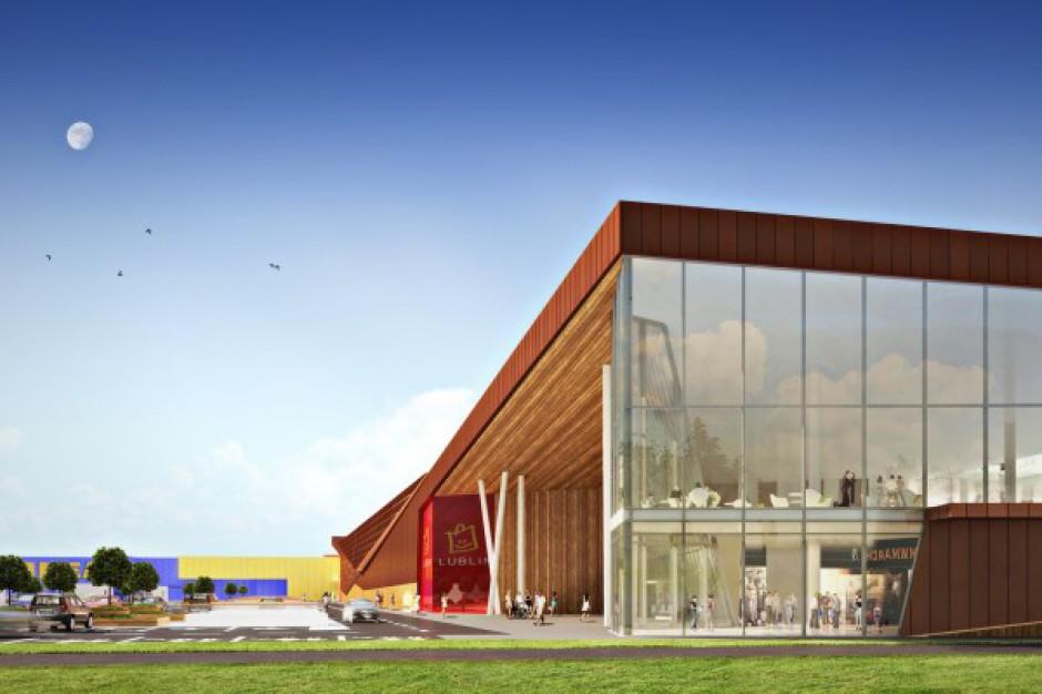 Zobacz, jak będzie wyglądać centrum handlowe IKEA w Lublinie