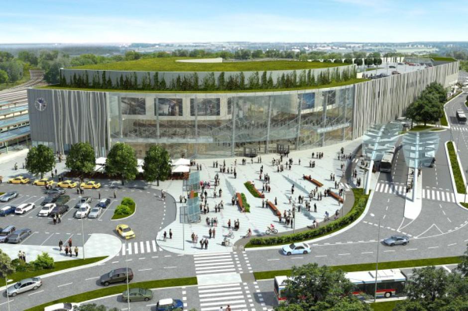 DTZ pomoże przy komercjalizacji galerii handlowej na olsztyńskim dworcu