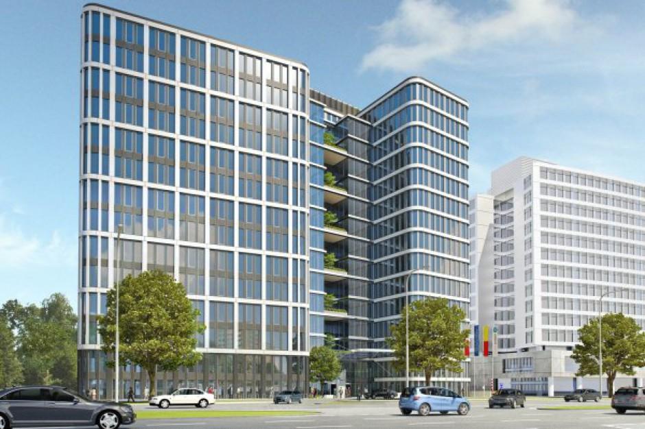 Immofinanz bierze się za budowę biurowca w Warszawie
