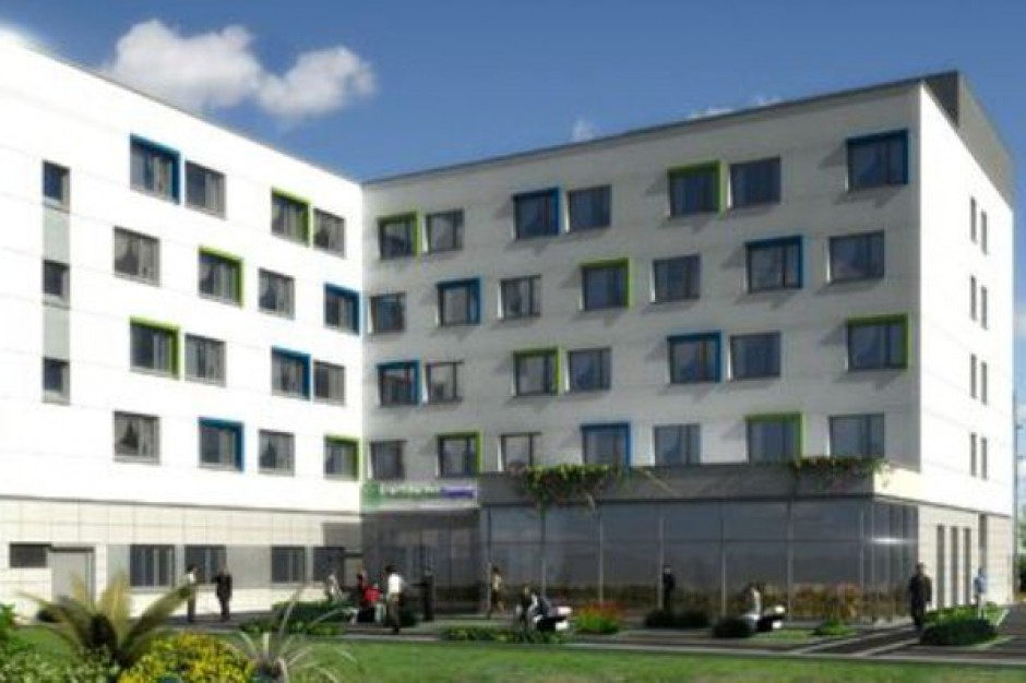 Holiday Inn Express powstanie w centrum Katowic