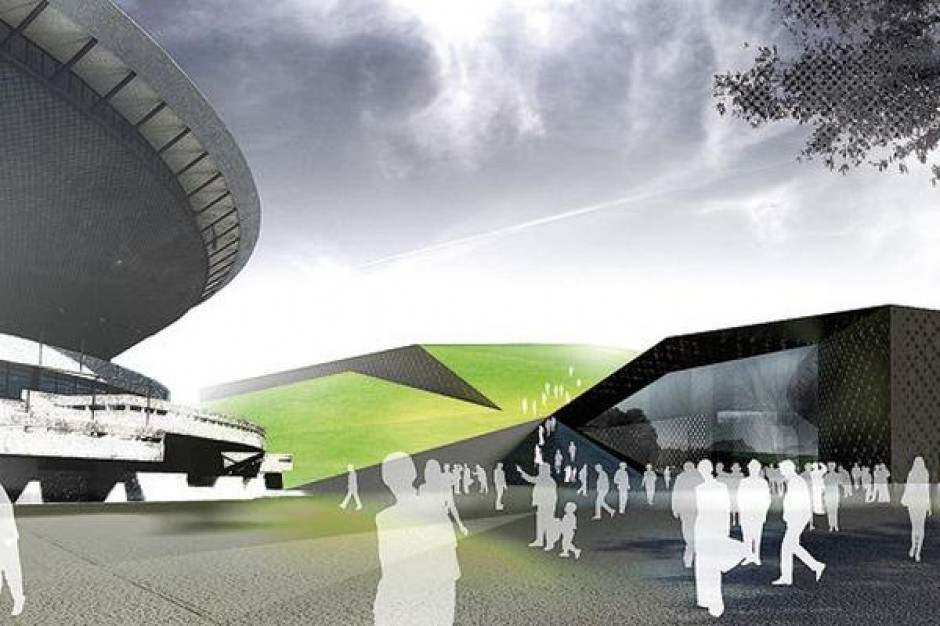 Katowice poszukują nowego wykonawcę centrum kongresowego