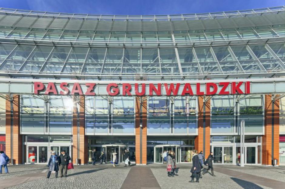 Trzech nowych najemców w Pasażu Grunwaldzkim
