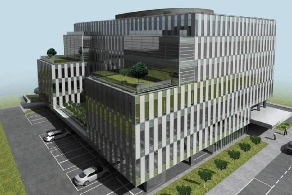 Europlan przygotowuje nową inwestycję biurową w Warszawie - wizualizacje