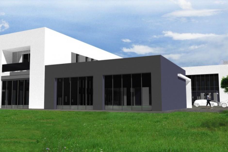 Damar buduje biurowiec w Lublinie