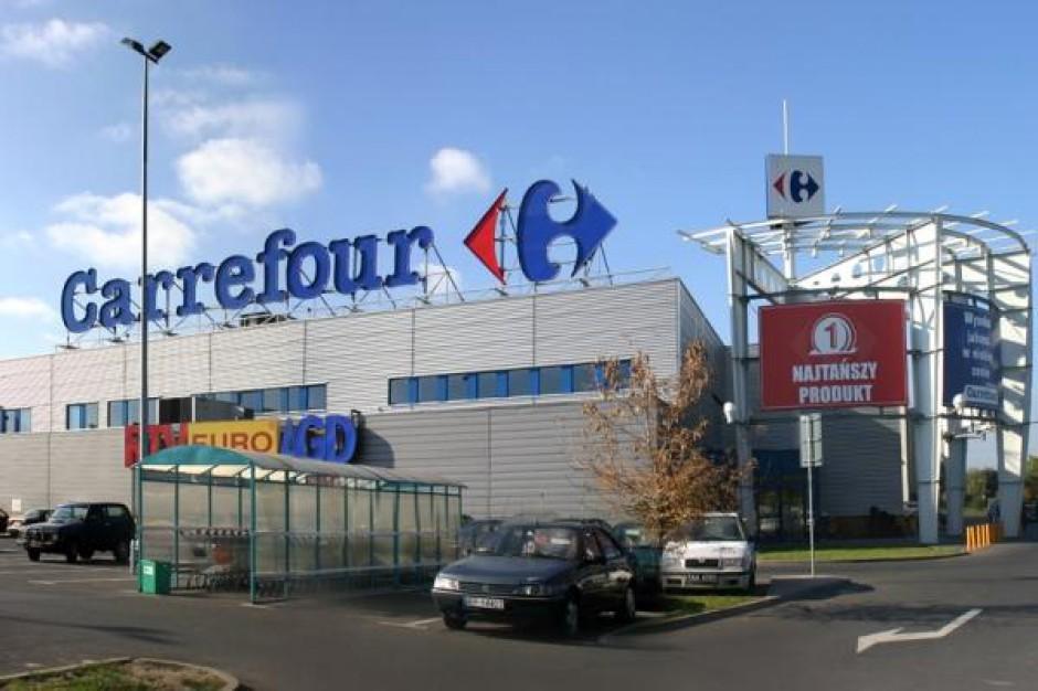 Carrefour zniknął z CH Echo w Piotrkowie