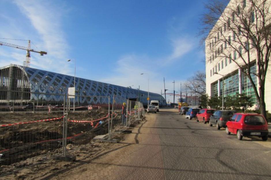 W marcu na kompleksie Poznań City Center zawiśnie wiecha