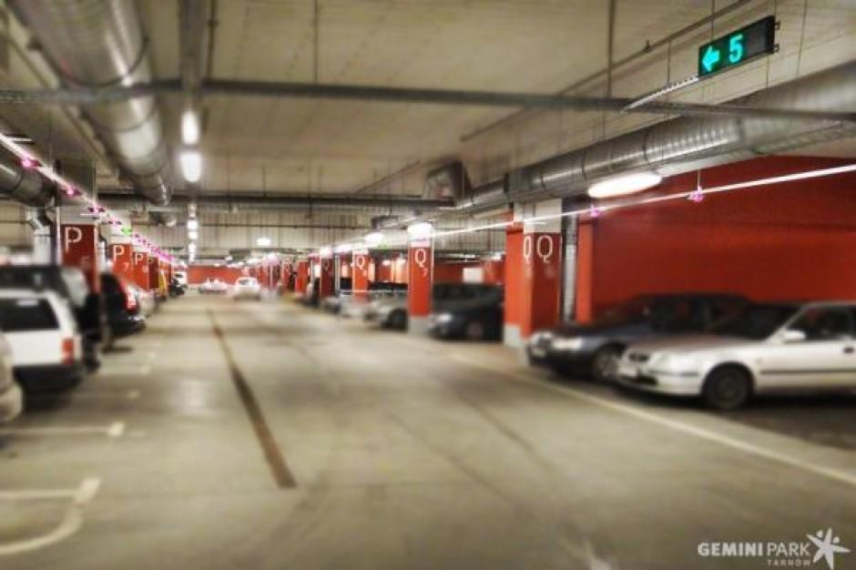 Nowy system zarządzania parkingiem w Gemini Park Tarnów