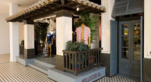 Pierwszy salon Hollister w Polsce ruszy 25 stycznia