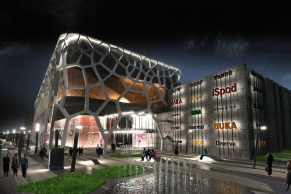 Olsztyn pozwala na budowę Galerii Warmińskiej. Otwarcie w październiku 2014 roku