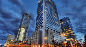Ostatnie piętro Warsaw Financial Center zajęte na dłużej